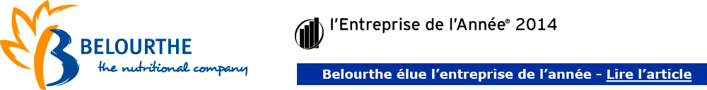Belourthe logo. nutritional